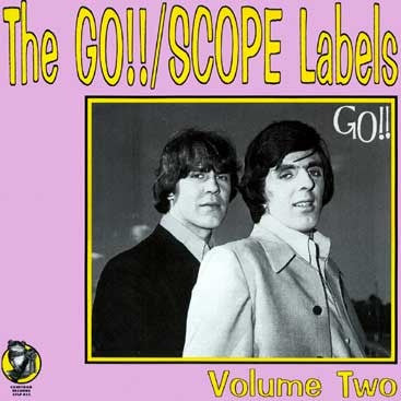Various - The Go!!/Scope Labels - Volume Two (LP, Comp) - USED