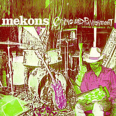 "The Mekons - Crime And Punishment (12"", EP) - USED"