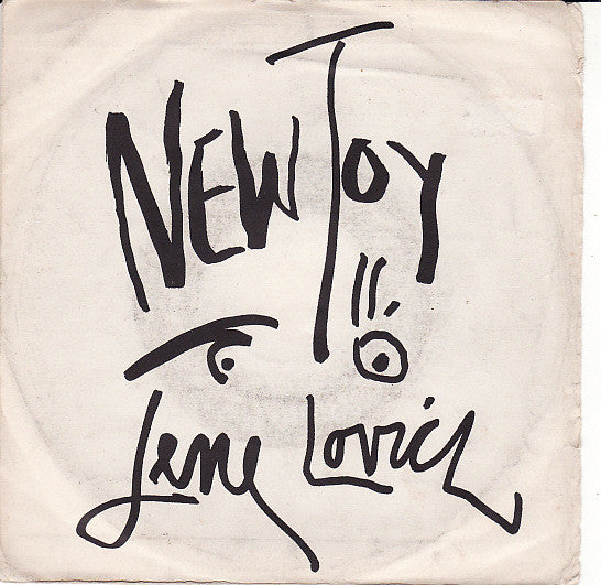 "Lene Lovich - New Toy (7"") - USED"