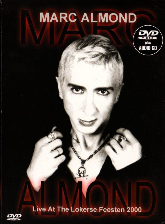Marc Almond - Live At The Lokerse Feesten 2000 (CD + DVD-V) - NEW