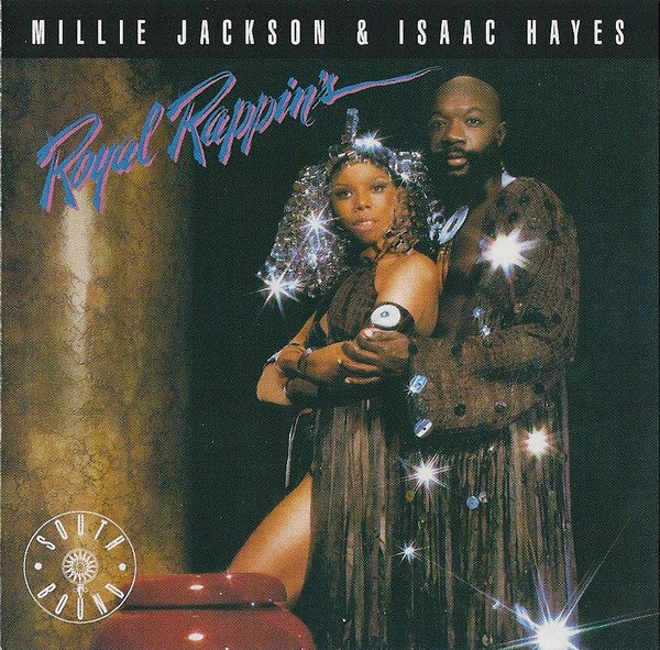 Millie Jackson & Isaac Hayes - Royal Rappin's (CD, Album, RE, RM) - USED