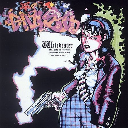 Divisia - Wifebeater (LP, Album) - USED