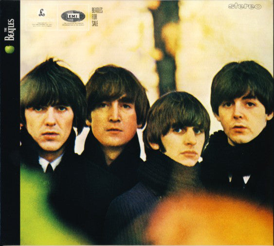 The Beatles - Beatles For Sale (CD, Album, Enh, RE, RM, Opt) - USED