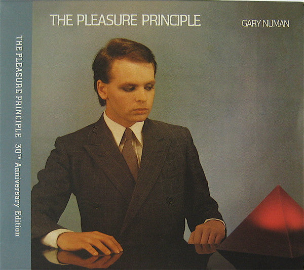Gary Numan - The Pleasure Principle (2xCD, Album, RE, RM, 30t) - USED