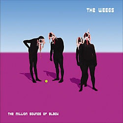 The Weegs - The Million Sounds Of Black (CD, Album) - USED
