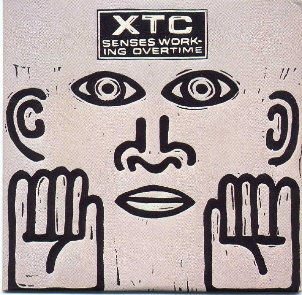 XTC - Senses Working Overtime (CD, Mini, RE) - USED