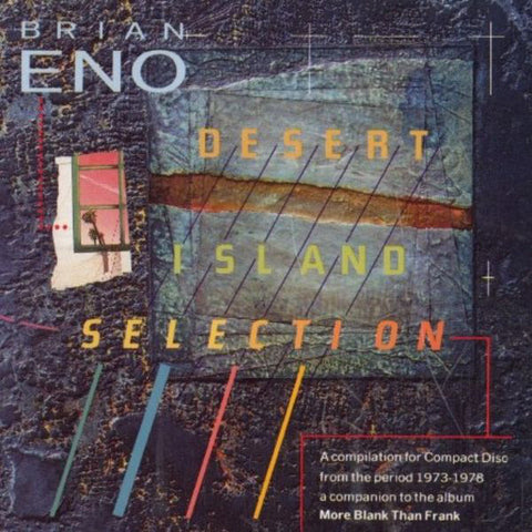 Brian Eno - Desert Island Selection (CD, Comp, RE) - USED
