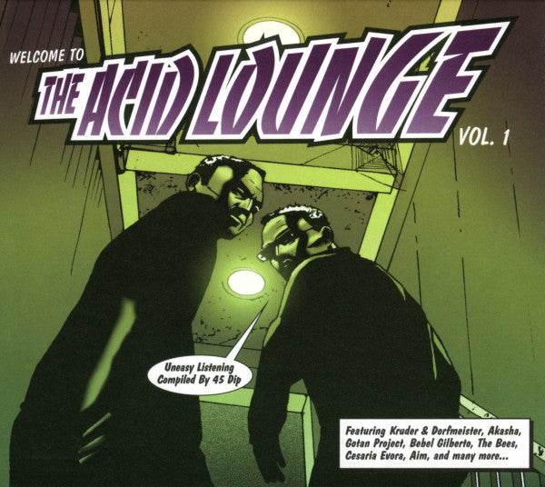 Various - Welcome To The Acid Lounge Vol. 1 (2xCD, Comp, Mixed) - NEW