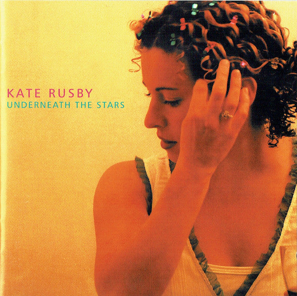 Kate Rusby - Underneath The Stars (CD, Album) - USED