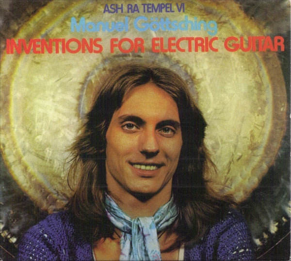 Ash Ra Tempel VI*, Manuel Göttsching - Inventions For Electric Guitar (CD, Album, RE, Dig) - NEW