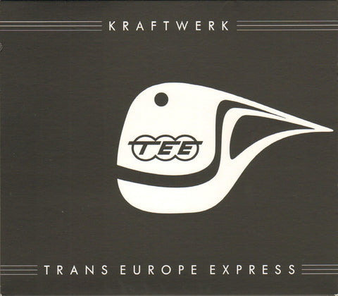 Kraftwerk - Trans Europe Express (CD, Album, RE, RM) - USED