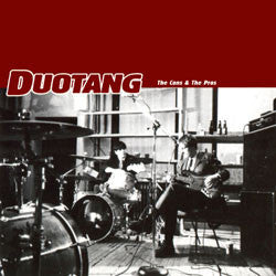 Duotang - The Cons & The Pros (CD, Album) - USED