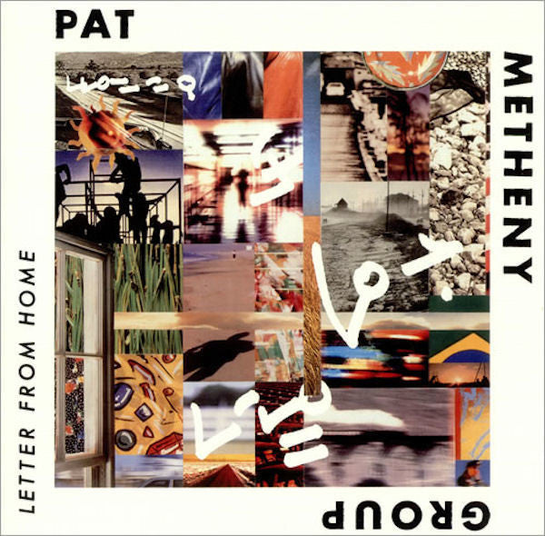 Pat Metheny Group - Letter From Home (LP, Album) - USED