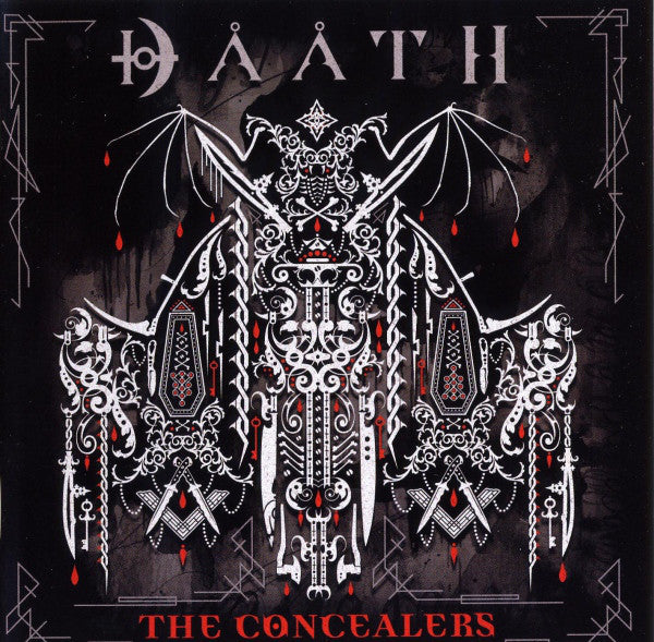 Dååth - The Concealers (CD, Album) - USED