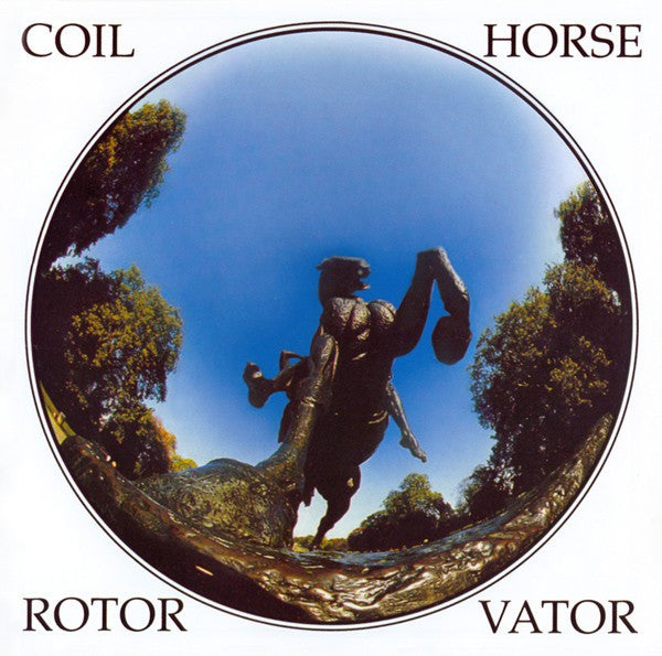 Coil - Horse Rotorvator (CD, Album, RP) - USED