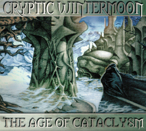 Cryptic Wintermoon - The Age Of Cataclysm (CD, Album, Ltd, RE, Dig) - NEW