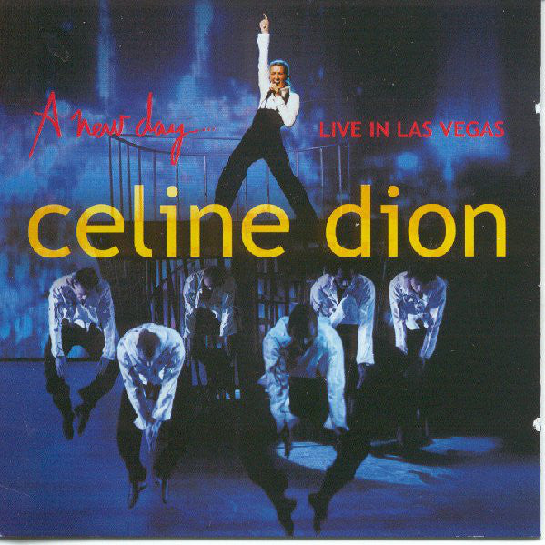 Celine Dion* - A New Day... Live In Las Vegas (CD, Album) - USED