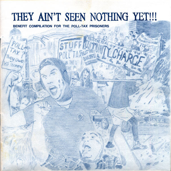 "Various - They Ain't Seen Nothing Yet!!! (7"", Comp) - USED"