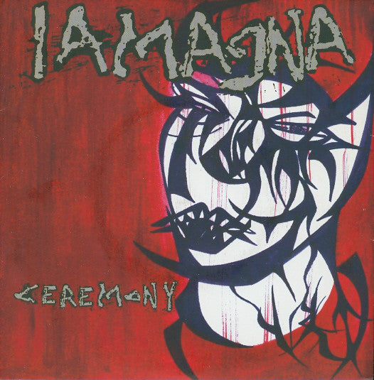 "Lamagna - Ceremony (7"", Gre) - USED"
