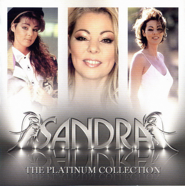 Sandra - The Platinum Collection (2xCD, Comp, RM + CD-ROM, Comp, Enh, RM) - USED