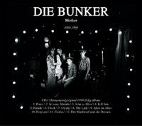 Die Bunker - Mother / Histoires D'Amour (2xCD, Comp, RM, Dig) - USED