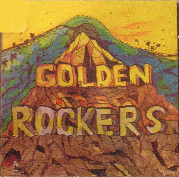 Various - Golden Rockers (CD, Comp) - NEW