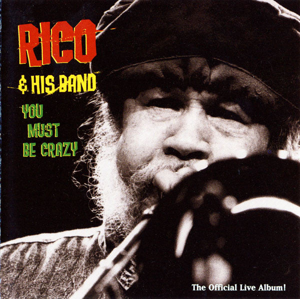 Rico & His Band - You Must Be Crazy (CD, Album) - NEW