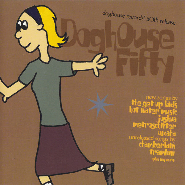Various - Doghouse Fifty (CD, Album, Comp) - USED