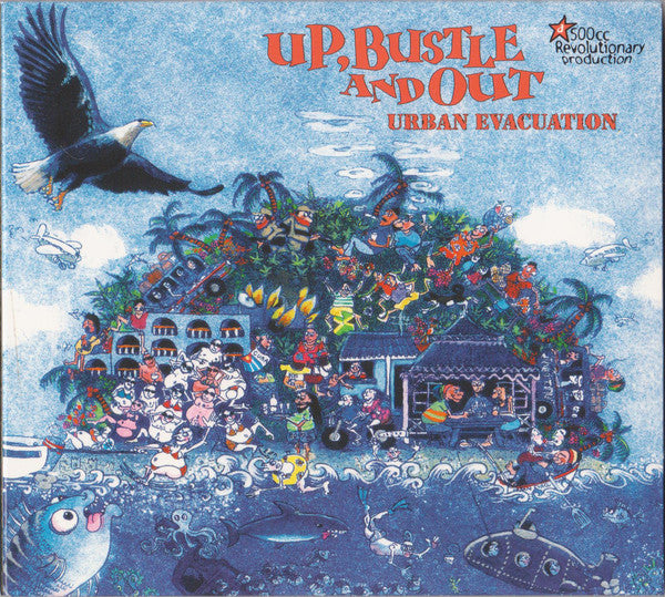 Up, Bustle And Out* - Urban Evacuation (CD, Album) - USED