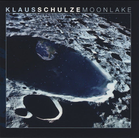 Klaus Schulze - Moonlake (CD, Album) - USED