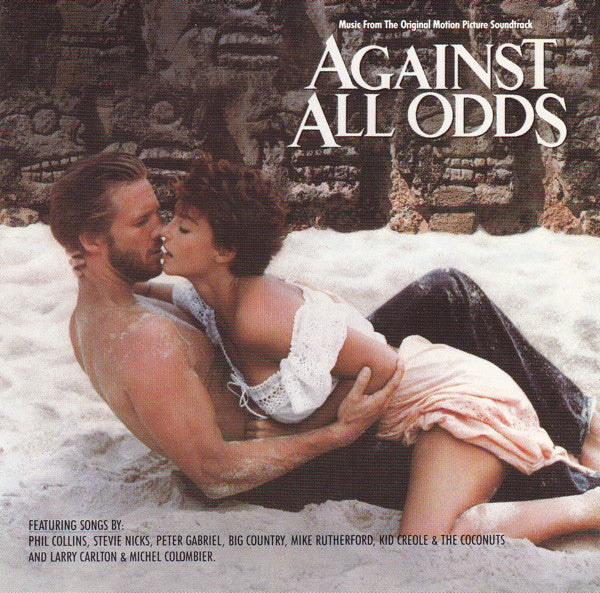 Various - Music From The Original Motion Picture Soundtrack - Against All Odds (CD, Comp) - USED