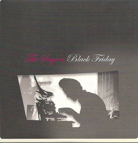 "The Sugars - Black Friday (7"", Single, Pur) - NEW"