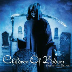 Children Of Bodom - Follow The Reaper (CD, Ltd, Dig) - USED