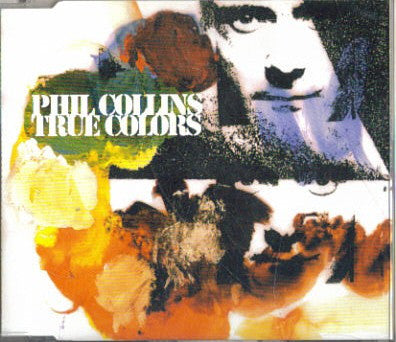 Phil Collins - True Colors (CD, Single, Promo) - USED