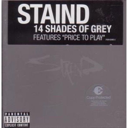 Staind - 14 Shades Of Grey (CD, Album, Copy Prot.) - USED