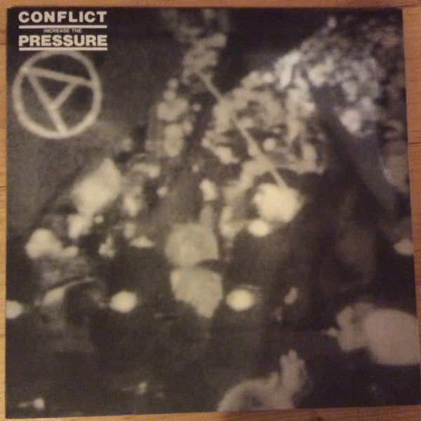 Conflict (2) - Increase The Pressure (LP, Album, RE) - NEW