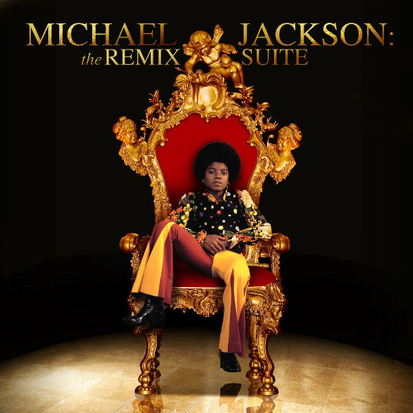 Michael Jackson - The Remix Suite (CD, Comp) - USED