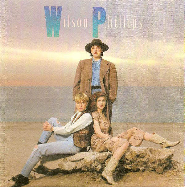 Wilson Phillips - Wilson Phillips (CD, Album) - USED
