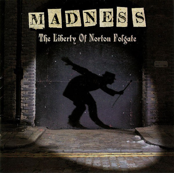 Madness - The Liberty Of Norton Folgate (CD, Album) - USED