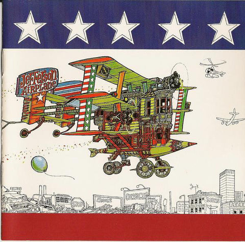 Jefferson Airplane - After Bathing At Baxter's (CD, Album, RE) - USED