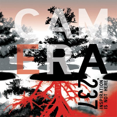 CAMERA237 - Inspiration Is Not Here (CD, Album, Dig) - USED
