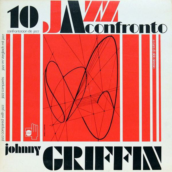 Johnny Griffin - Jazz A Confronto 10 (LP, Album) - USED