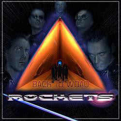 Rockets - Back To Woad (CD, Maxi) - USED