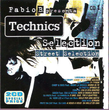 Various - Technics Selection (2xCD, Comp) - NEW