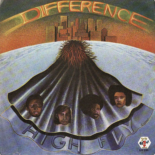 "Difference - High Fly (7"") - USED"