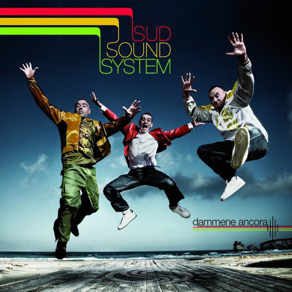 Sud Sound System - Dammene Ancora (CD) - NEW