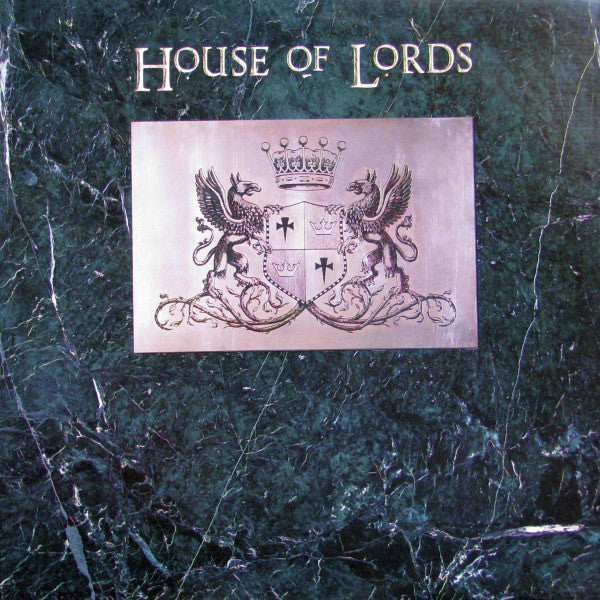 House Of Lords (2) - House Of Lords (LP, Album) - USED