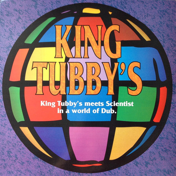 King Tubby's* Meets Scientist - In A World Of Dub (LP, Album) - USED