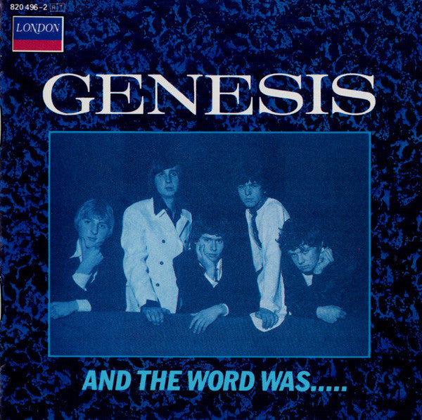 Genesis - And The Word Was... (CD, Album, RE) - USED