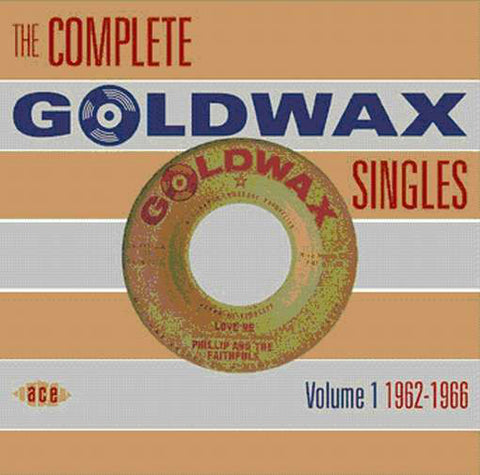 Various - The Complete Goldwax Singles Volume 1 1962-1966 (2xCD, Comp, RM) - USED